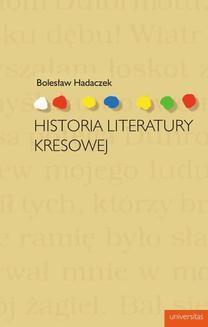 Ebook Historia literatury kresowej pdf