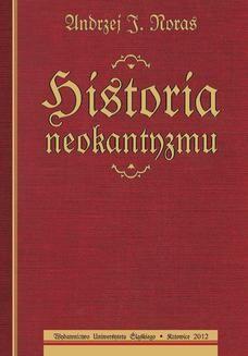 Ebook Historia neokantyzmu pdf