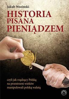 Ebook Historia pisana pieniądzem pdf