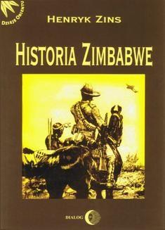 Chomikuj, ebook online Historia Zimbabwe. Henryk Zins