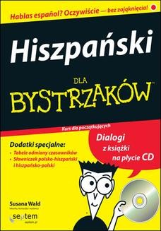 Chomikuj, pobierz ebook online Hiszpański dla bystrzaków. Susana Wald