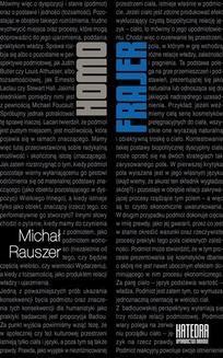 Chomikuj, ebook online Homo frajer. Nieświadome wymiary kultury. Michał Rauszer