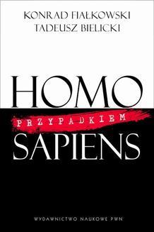 Ebook Homo przypadkiem Sapiens pdf