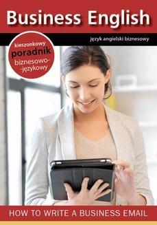 Ebook How to write a business email – jak pisać emaile biznesowe pdf
