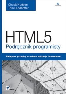 Ebook HTML5. Podręcznik programisty pdf