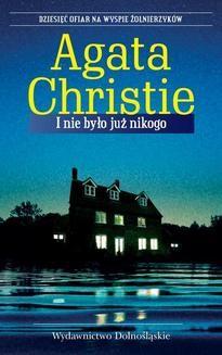 Chomikuj, ebook online I nie było już nikogo. Agata Christie