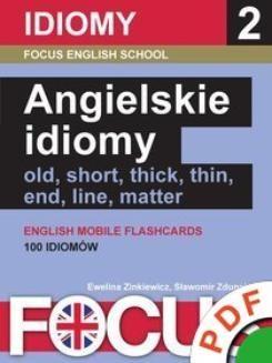Ebook Idiomy. Zestaw 2. Angielskie idiomy pdf