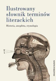 Ebook Ilustrowany słownik terminów literackich pdf