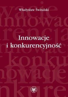 Ebook Innowacje i konkurencyjność pdf