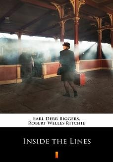 Chomikuj, ebook online Inside the Lines. Earl Derr Biggers