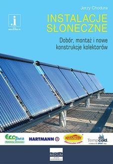 Chomikuj, ebook online Instalacje słoneczne. Jerzy Chodura