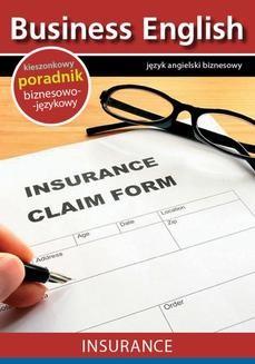 Chomikuj, pobierz ebook online Insurance – Ubezpieczenie. Roman Kozierkiewicz