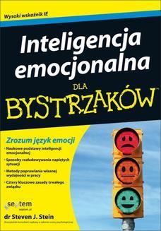 Ebook Inteligencja emocjonalna dla bystrzaków pdf