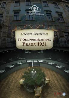 Chomikuj, ebook online IV Olimpiada Szachowa Praga 1931. Krzysztof Puszczewicz