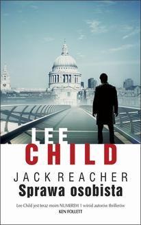 Chomikuj, ebook online JACK REACHER. Sprawa osobista. Lee Child