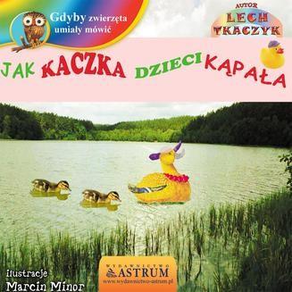 Ebook Jak kaczka dzieci kąpała pdf