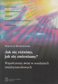 Chomikuj, ebook online Jak się różnimy, jak się zmieniamy?. Wojciech Modzelewski