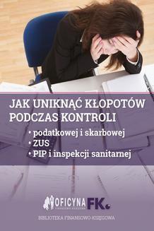 Chomikuj, ebook online Jak uniknąć kłopotów podczas kontroli. Bogdan Świąder