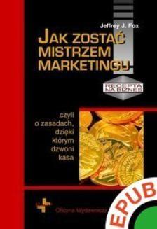 Ebook Jak zostać mistrzem marketingu pdf