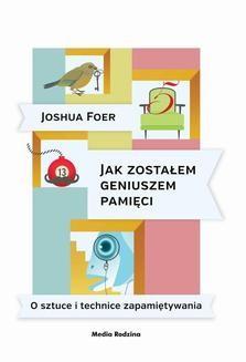 Ebook Jak zostałem geniuszem pamięci pdf