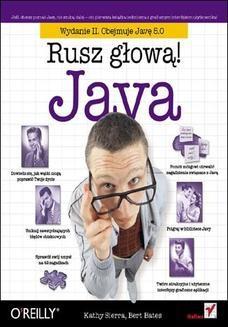Chomikuj, ebook online Java. Rusz głową! Wydanie II. Kathy Sierra