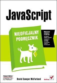 Chomikuj, ebook online JavaScript. Nieoficjalny podręcznik. David Sawyer McFarland