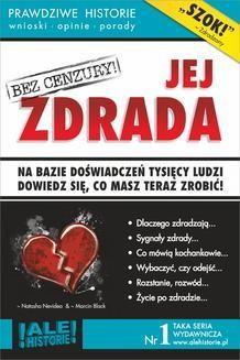 Chomikuj, ebook online Jej zdrada. Prawdziwe historie, wnioski, opinie, porady…. Marcin Black