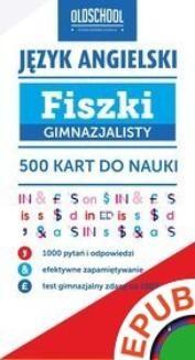 Ebook Język angielski. Fiszki gimnazjalisty. 500 kart do nauki pdf