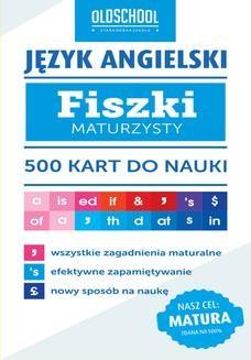 Chomikuj, ebook online Język angielski. Fiszki maturzysty. 500 kart do nauki. Ewa Fleischer