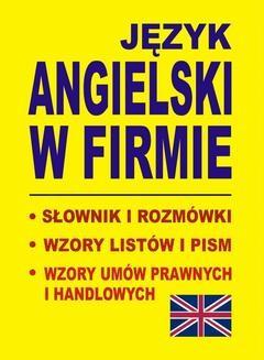 Chomikuj, ebook online Język angielski w firmie. Jacek Gordon