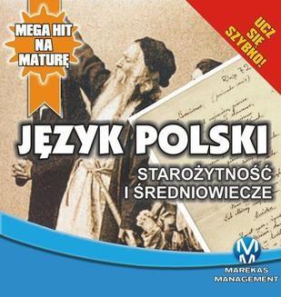 Chomikuj, ebook online Jezyk Polski 1.Starozytnosc i Sredniowiecze. Małgorzta Chromańska
