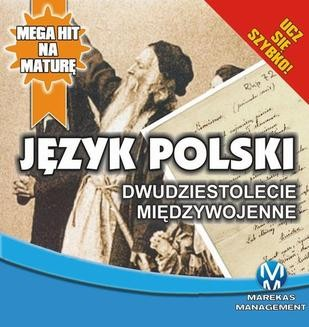 Chomikuj, ebook online Jezyk Polski 7.XX-lecie Miedzywojenne. Małgorzta Chromańska