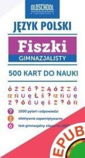 Chomikuj, ebook online Język polski. Fiszki gimnazjalisty. 500 kart do nauki. Paweł Pokora
