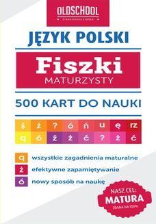 Chomikuj, ebook online Język polski. Fiszki maturzysty. 500 kart do nauki. Izabela Galicka