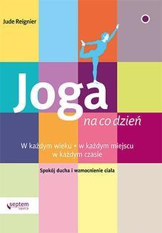 Ebook Joga na co dzień pdf