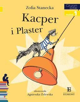 Chomikuj, ebook online Kacper i Plaster. Zofia Stanecka
