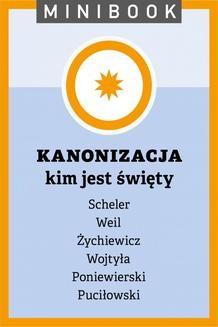 Chomikuj, ebook online Kanonizacja. Minibook. autor zbiorowy