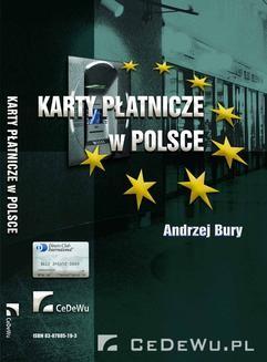 Chomikuj, pobierz ebook online Karty płatnicze w Polsce. Andrzej Bury