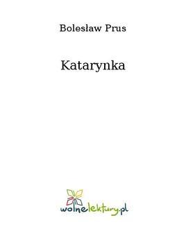 Ebook Katarynka pdf