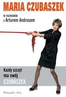 Chomikuj, ebook online Każdy szczyt ma swój Czubaszek. Artur Andrus