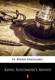 Chomikuj, ebook online King Solomons Mines. H. Rider Haggard