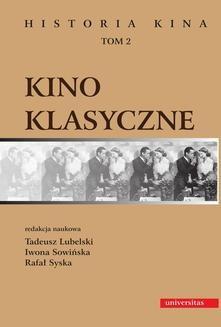 Chomikuj, pobierz ebook online Kino klasyczne. red. Rafał Syska