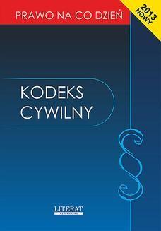 Chomikuj, ebook online Kodeks cywilny. Praca zbiorowa