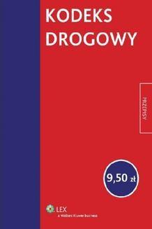 Chomikuj, ebook online Kodeks drogowy. autor zbiorowy
