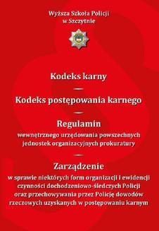 Chomikuj, ebook online Kodeks karny. Anna Florczak