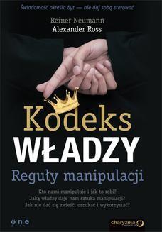 Chomikuj, ebook online Kodeks władzy. Reguły manipulacji. Reiner Neumann