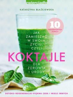Ebook Koktajle dla zdrowia i urody pdf