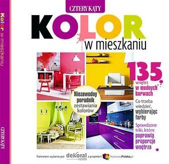 Chomikuj, ebook online Kolor w mieszkaniu. Elżbieta Błasikiewicz