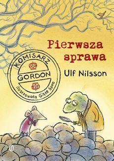 Ebook Komisarz Gordon. Pierwsza sprawa pdf