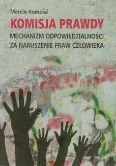 Ebook Komisja prawdy pdf